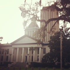 Photo taken at Florida State Capitol by Kristina B. on 2/6/2013