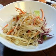Photo taken at Thai Rice by Eugenia P. on 10/6/2014