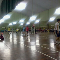 Photo taken at Pola Bugar Sports Club by Uum M. on 2/8/2013