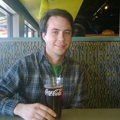 Photo taken at Mellow Mushroom by Nathan A. on 1/3/2014