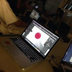 Photo taken at Aldeia Coworking by Eduardo S. on 8/12/2014