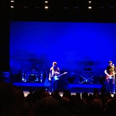 Photo taken at Tidemark Theatre by Rick B. on 10/21/2012