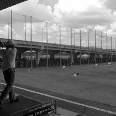 Photo taken at Pelangi Public Golf Driving Range by Nafasriq M. on 6/11/2015