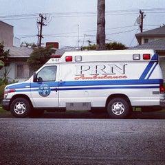 Photo taken at Santa Monica Bl & Doheny Dr by Sean B. on 12/25/2012