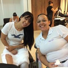 Photo taken at Depil Class Estética by Fatima P. on 11/7/2014