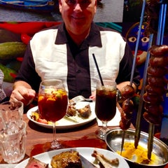 Photo taken at Churrasco by Alexander Z. on 1/13/2015