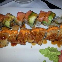Photo taken at Aja Restaurant & Bar by Ashley C. on 5/21/2013