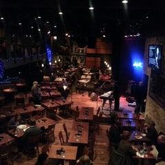 Photo taken at Dakota Jazz Club & Restaurant by Chris M. on 12/31/2012