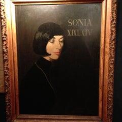 Photo taken at Specs' Twelve Adler Museum Cafe by Mira C. on 10/20/2012