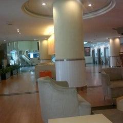 Photo taken at Pestana São Paulo Hotel by Dagoberto D. on 11/30/2012