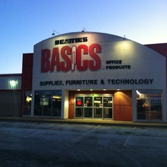 Photo taken at Beatties Basics Office Products by Paul C. on 1/22/2013