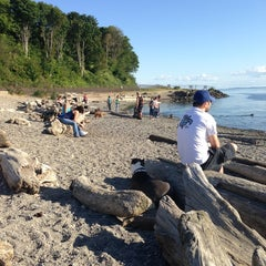 Photo taken at Edmonds Off-Leash Dog Park by Tiffany B. on 6/11/2013