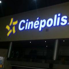 Photo taken at Cinépolis by Luis M. on 1/3/2013
