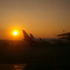Photo taken at Dabolim Goa International Airport (GOI) by Aakash B. on 12/3/2012