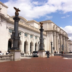 Photo taken at Union Station by Dan A. on 4/16/2013
