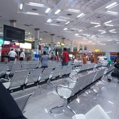 Photo taken at Cochin International Airport (COK) by Prasit M. on 11/15/2012