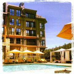 Photo taken at The Ritz-Carlton, Lake Tahoe by marissa w. on 7/20/2013