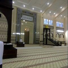 Photo taken at Masjid Abdullah Fahim by محمد يوسف م. on 2/3/2013