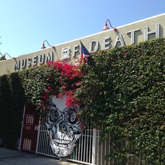 Photo taken at Museum of Death by Jonathan C. on 8/11/2013