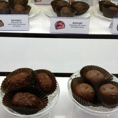 Photo taken at See's Candies by Dress for the Date on 3/4/2013
