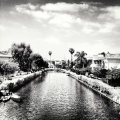 Photo taken at Venice Canals by Dress for the Date on 5/25/2013