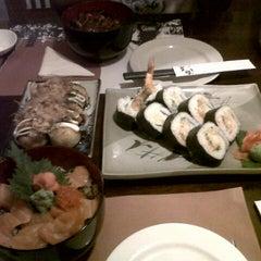 Photo taken at Sakana Japanese Restaurant by Seno R. on 8/28/2015