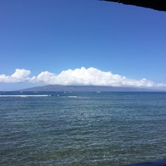 Photo taken at Lahaina Fish Co by Betsi B. on 3/20/2015