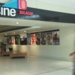 Photo taken at Cine 10 Sulacap by Gabriel C. on 1/30/2013