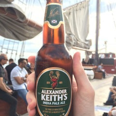 Photo taken at Tall Ship Kajama by The Brew Noob on 5/25/2015
