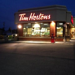 Photo taken at Tim Hortons by Alan F. on 8/24/2015