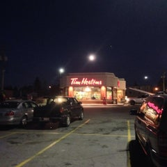 Photo taken at Tim Hortons by Alan F. on 9/28/2015