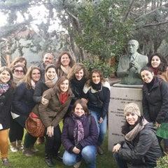 Photo taken at Fundación CNSE by @sitiocreaCtivo on 1/16/2014