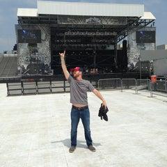 Photo taken at MAPFRE Stadium by Chris T. on 5/17/2013