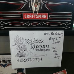 Photo taken at Old Glory Harley-Davidson by Jb B. on 4/19/2014