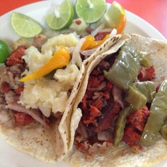 Photo taken at Tacos Don Chema by Ryder A. on 3/3/2013