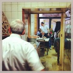 Photo taken at Antica Pizzeria Prigiobbo by Antonio P. on 12/15/2012