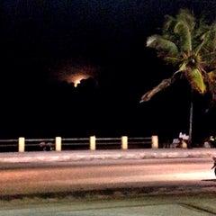 Photo taken at Posto Praia do Meio by C. Filho on 3/17/2014