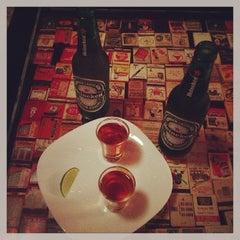 Photo taken at Orizontino Bar e Cultura by Agda O. on 4/14/2013
