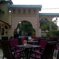 Photo taken at Marakesh: Arab Moroccan Restaurant by Sofea E. on 11/17/2012