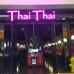 Photo taken at Thai Thai by Siti H. on 10/5/2013