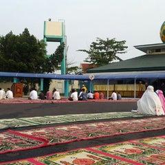 Photo taken at Asrama Haji Tabing Padang by Wulan R. on 9/23/2015