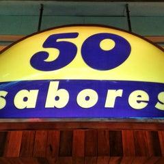 Photo taken at 50 Sabores by Haroldo F. on 11/1/2012