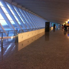 Photo taken at Aeropuerto de Bilbao (BIO) by Pere M. on 1/30/2013