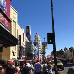 Photo taken at Hollywood by Viktoriya K. on 9/26/2013