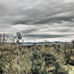 Photo taken at Confine Umbria-Lazio by Claudio C. on 11/19/2013