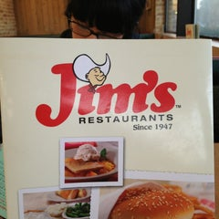 Photo taken at Jim's Restaurant Oak Hill by Mark D. on 1/25/2013