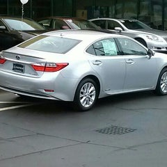 Photo taken at Meade Lexus of Southfield by Steph M. on 9/22/2012
