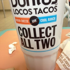 Photo taken at Taco Bell by Andy D. on 4/19/2013