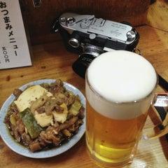 Photo taken at 牛にこみ 正ちゃん by shashinbana on 3/16/2013