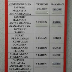 Photo taken at Jabatan Imigresen Malaysia (Immigration Department of Malaysia) by Yves Y. on 6/26/2015